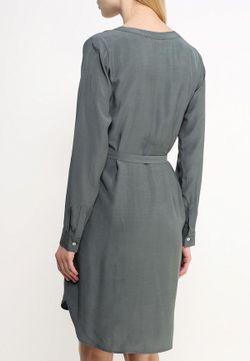 Платье TOM TAILOR                                                                                                              зелёный цвет