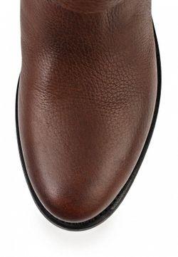 Полусапоги Tommy Hilfiger                                                                                                              коричневый цвет