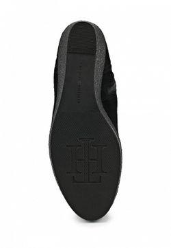 Сапоги Tommy Hilfiger                                                                                                              черный цвет