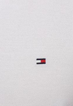 Поло Tommy Hilfiger                                                                                                              белый цвет