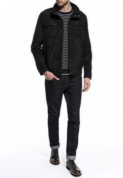 Куртка Tommy Hilfiger                                                                                                              черный цвет
