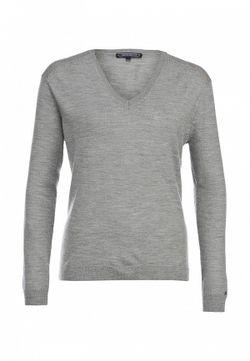 Пуловер Tommy Hilfiger                                                                                                              серый цвет