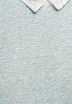 Топ Tommy Hilfiger                                                                                                              голубой цвет