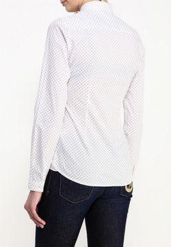 Рубашка Tommy Hilfiger                                                                                                              белый цвет