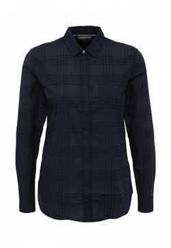 Рубашка Tommy Hilfiger                                                                                                              синий цвет