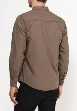 Рубашка Top Secret                                                                                                              коричневый цвет