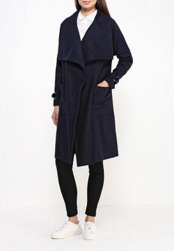 Пальто Top Secret                                                                                                              синий цвет