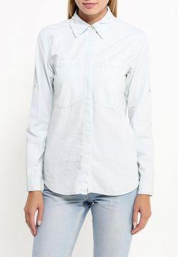 Рубашка Top Secret                                                                                                              голубой цвет