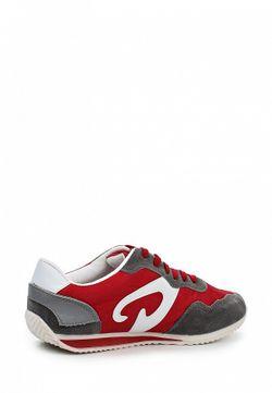 Кроссовки T.P.T. Shoes                                                                                                              красный цвет