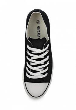 Кеды T.P.T. Shoes                                                                                                              чёрный цвет