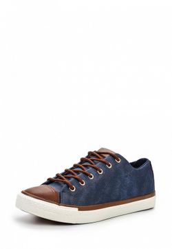 Кеды T.P.T. Shoes                                                                                                              синий цвет