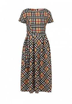 Платье TrendyAngel                                                                                                              бежевый цвет