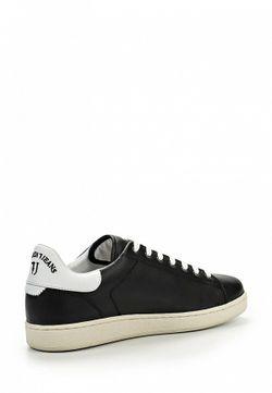 Кеды Trussardi Jeans                                                                                                              черный цвет