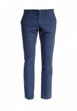 Брюки Trussardi Jeans                                                                                                              синий цвет