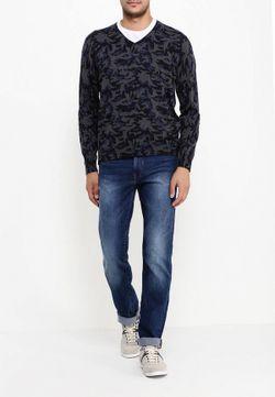 Пуловер Trussardi Jeans                                                                                                              многоцветный цвет