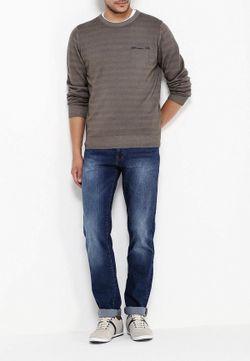 Джемпер Trussardi Jeans                                                                                                              хаки цвет