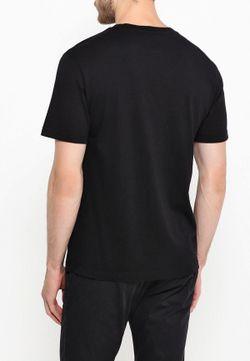 Футболка Trussardi Jeans                                                                                                              чёрный цвет