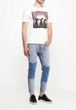 Футболка Trussardi Jeans                                                                                                              белый цвет