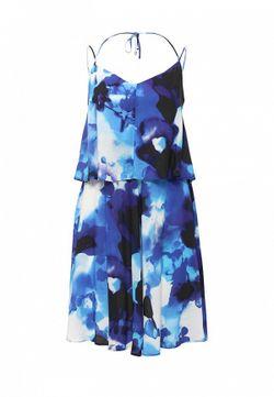 Платье Trussardi Jeans                                                                                                              многоцветный цвет