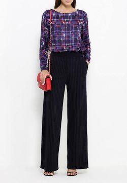 Блуза Trussardi Jeans                                                                                                              многоцветный цвет