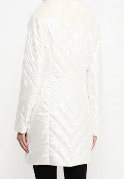 Пуховик Trussardi Jeans                                                                                                              белый цвет
