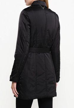 Куртка Trussardi Jeans                                                                                                              черный цвет