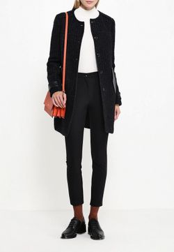 Пальто Trussardi Jeans                                                                                                              многоцветный цвет