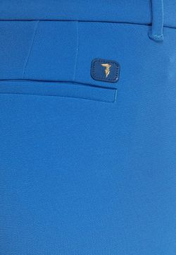 Брюки Tru Trussardi                                                                                                              синий цвет