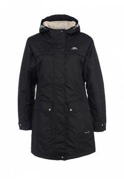 Куртка Утепленная Trespass                                                                                                              черный цвет