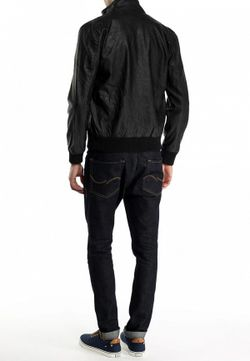 Куртка Кожаная Troll                                                                                                              чёрный цвет
