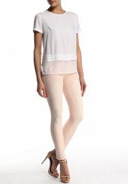 Блуза Troll                                                                                                              белый цвет