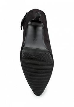 Туфли T.Taccardi For Kari                                                                                                              чёрный цвет