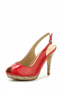 Босоножки T.Taccardi For Kari                                                                                                              красный цвет