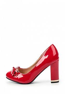 Туфли Tulipano                                                                                                              красный цвет