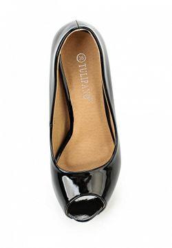 Туфли Tulipano                                                                                                              черный цвет