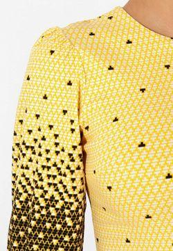 Платье Tutto Bene                                                                                                              желтый цвет