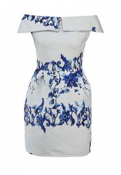 Платье Tutto Bene                                                                                                              серый цвет