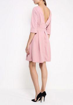 Платье Tutto Bene                                                                                                              розовый цвет