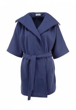 Пальто Tutto Bene                                                                                                              синий цвет