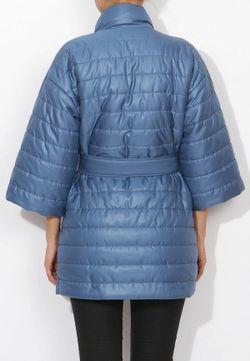 Куртка Утепленная Tutto Bene                                                                                                              синий цвет