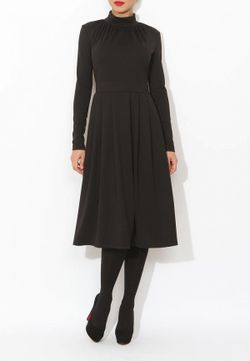 Платье Tutto Bene                                                                                                              черный цвет