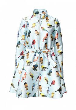 Платье Tutto Bene                                                                                                              голубой цвет