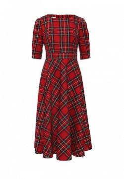 Платье Tutto Bene                                                                                                              красный цвет