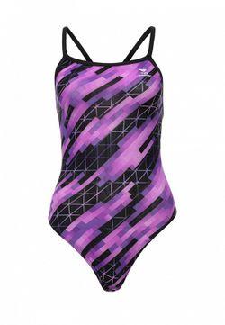 Купальник TYR                                                                                                              фиолетовый цвет