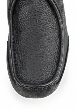 Мокасины UGG Australia                                                                                                              черный цвет