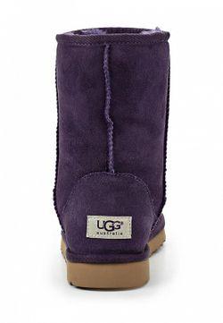 Угги UGG Australia                                                                                                              фиолетовый цвет