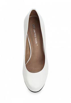 Туфли United Nude                                                                                                              белый цвет