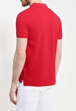 Поло U.S. Polo Assn.                                                                                                              красный цвет