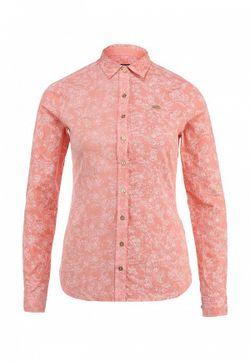Рубашка U.S. Polo Assn.                                                                                                              розовый цвет