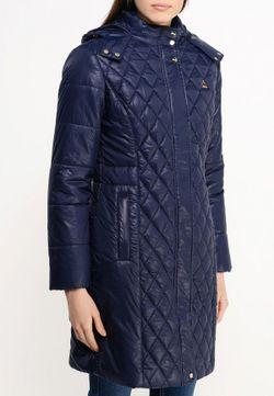Куртка Утепленная U.S. Polo Assn.                                                                                                              синий цвет
